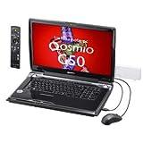 東芝 QosmioG50/98G T9400/2.53G/18.4W/1Gx2/250G×2/SMlt/デジ+デジ/VisPrem/Of2007Psl+PP PQG5098GLR