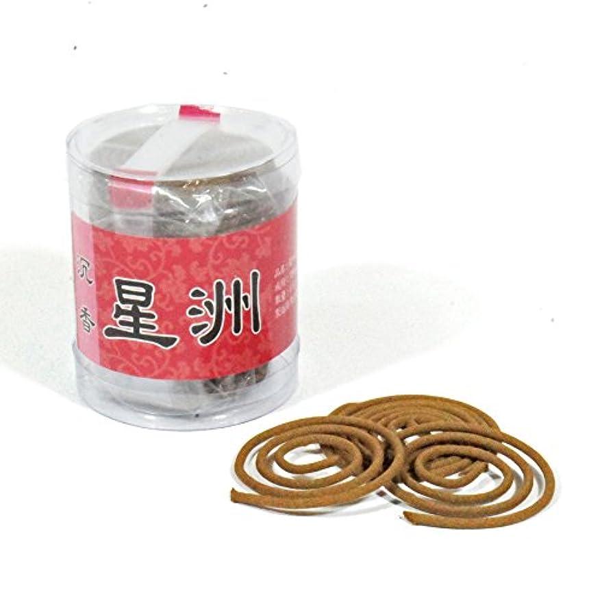 流行しているペンダント印象的伽羅Aloeswood Incenseコイル48個1hr ShinZuo