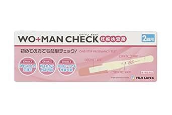 【第2類医薬品】ウー・マンチェック 2回用