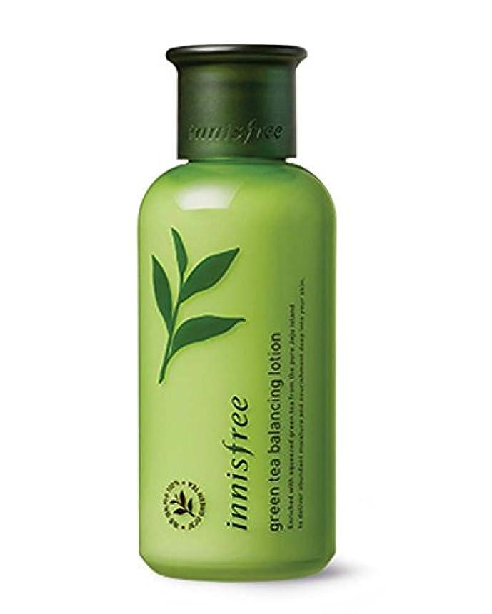 スラックフレッシュヤギイニスフリーグリーンティーバランシングローション160ml Innisfree Green Tea Balancing Lotion 160ml [海外直送品][並行輸入品]