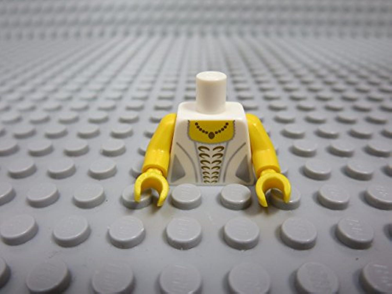 レゴ ミニフィグ 【トルソー】 963_White