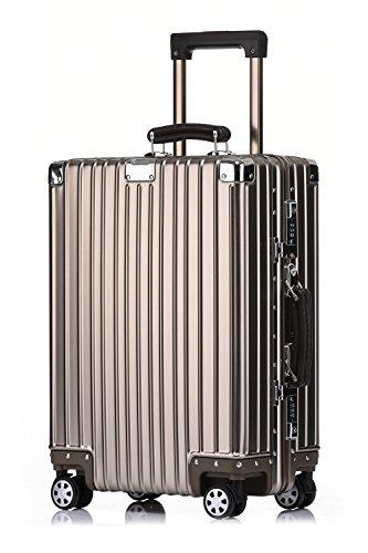 クロース(Kroeus)スーツケース キャリーケース アルミ...