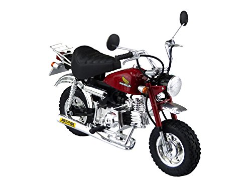 Qingdao cultural materials 1/12 motorcycle series No.24 Honda monkey custom takegawa Ver.2 model kits
