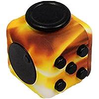 Tobartosey Fidget cubeフィジェットキューブおもちゃ 焦り緩和 キューブ 疲労抵抗キューブ ストレスの散発 リリーフ クリスマスギフト ポケットゲーム 減圧キューブ スタイル3
