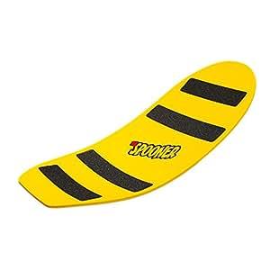 Spooner (スプーナー)/Freestyleフリースタイル 正規品 スケートボード バランスボード スケボ 乗用玩具 お外遊び 雪遊び 室内練習 ダイエット スノーボード 初心者向け(イエロー)