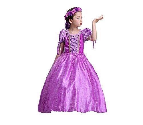 子供 塔の上のラプンツェル ラプンツェル プリンセスドレス ...