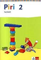 Piri Sachheft. Arbeitsheft 2. Schuljahr. Ausgabe fuer Thueringen