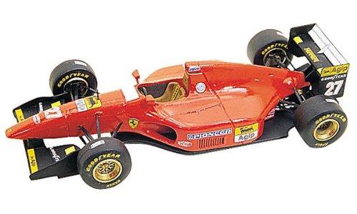 【TAMEO/タメオ 組立キット】1/43 フェラーリ412T1 ブラジルGP 1994年
