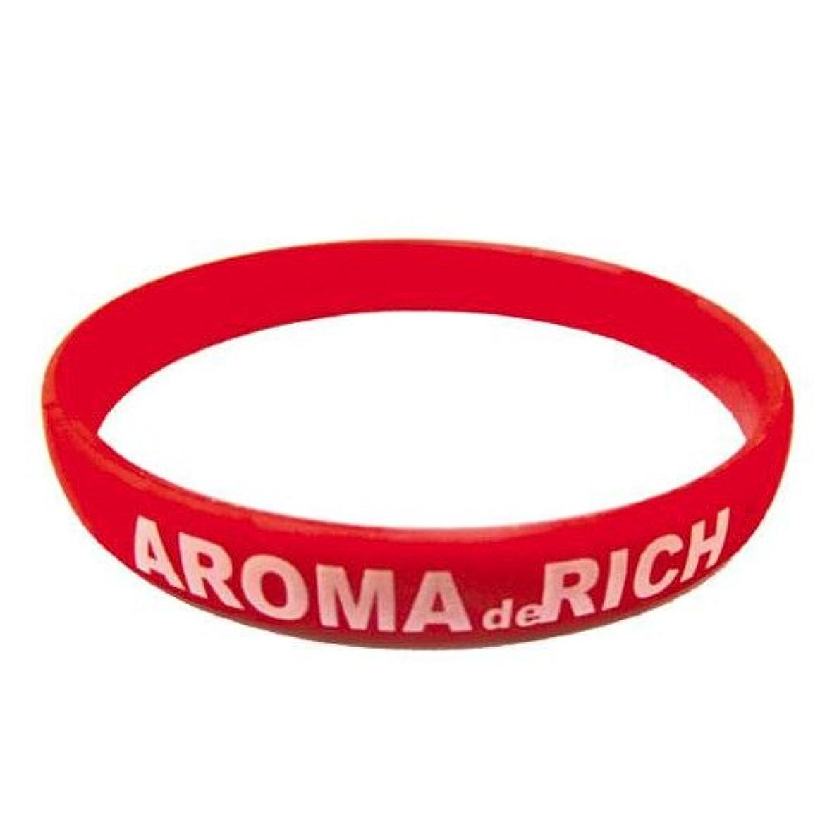 地獄滅びる困惑したAROMA DE RICH・BRACE アロマブレスB 2個セット フラワーフレグランス