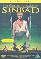 The Golden Voyage of Sinbad [DVD]