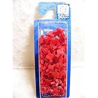 Free Style 50 LaQ補充用パーツ 赤 No.7