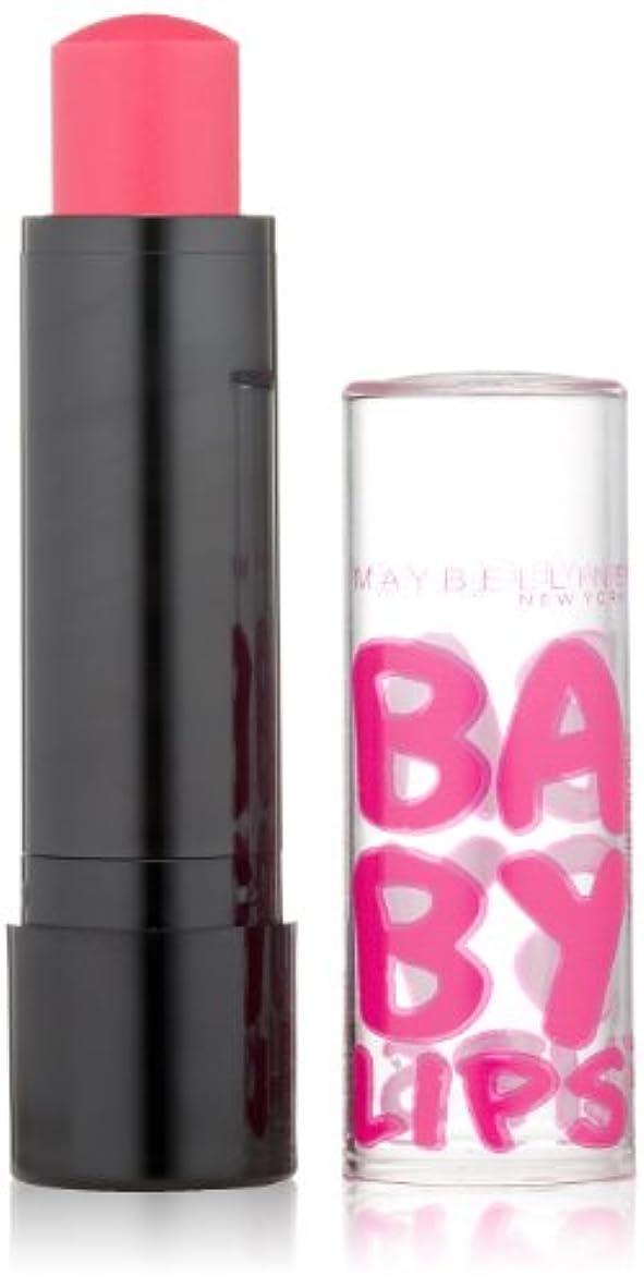 アッパー回転させる失業者Maybelline Limited Edition Baby Lips ELECTRO (#70 Pink Shock) (並行輸入品)