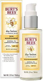 Burt's Bees Skin Nourishment Day Lotion SPF15, 5