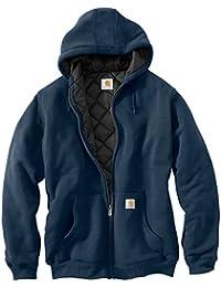 3b1ff0e23f6 (カーハート) Carhartt Rain Defender Avondale Midweight Full-Zip Sweatshirt メンズ  トレーナーパーカーNew