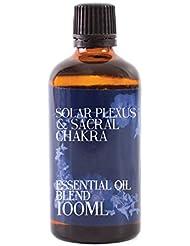 Mystic Moments | Sacral Solar Plexus Chakra | Essential Oil Blend - 100ml