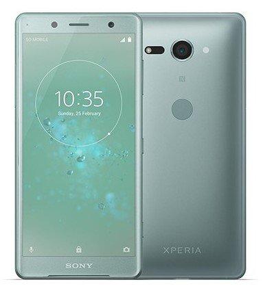 Sony Xperia XZ2 Compact Dual H8324 64GB (Moss Green/グリーン) SIMフリー 並行輸入品