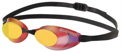 SWANS スワンズ スイミング ゴーグル SWANSノンクッションレーシングゴーグルSNIPER SR-10M R/OR