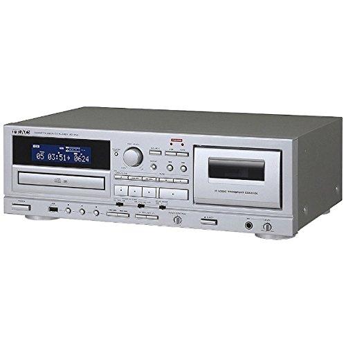 TEAC AD-850-S シルバー [カセットデッキ・CDプレーヤー]