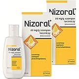 NIZORAL Shampoo 2x STR0NG 100ml (PACK OF 2)