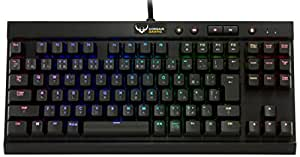 CORSAIR コルセア GAMING ゲーミングキーボード K65 RGB MX Red 日本語91配列 CH-9000072-JP/A (K65 RGB Compact)