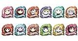 ライセンスエージェント TVアニメ「マギアレコード 魔法少女まどか☆マギカ外伝」 12個入りぷくっとバッジコレクションBOX