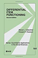 Differential Item Functioning (Quantitative Applications in the Social Sciences)
