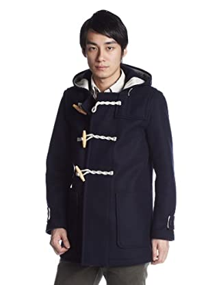 Sanca Duffle Coat 11-19-0743-086: Navy