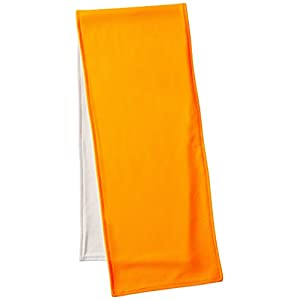 ユーザー(USER) サラッとクールタオル オレンジ