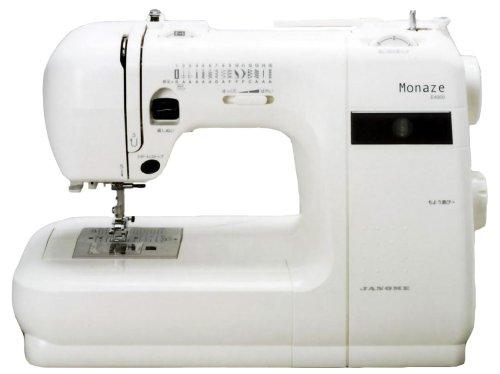 ジャノメ 電子ミシン モナーゼ E-4000