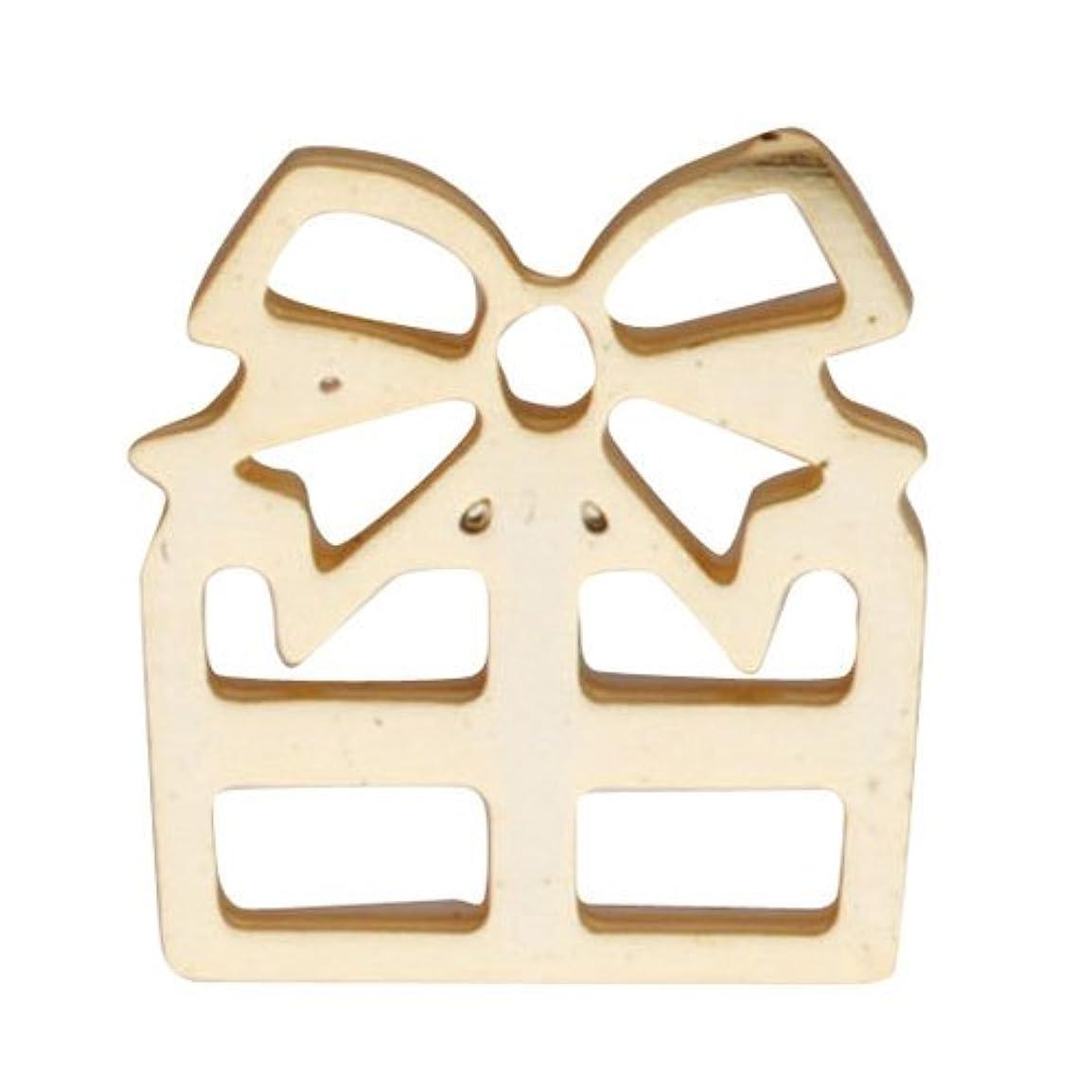 架空のレスリングボイコットリトルプリティー ネイルアートパーツ プレゼント ゴールド 10個