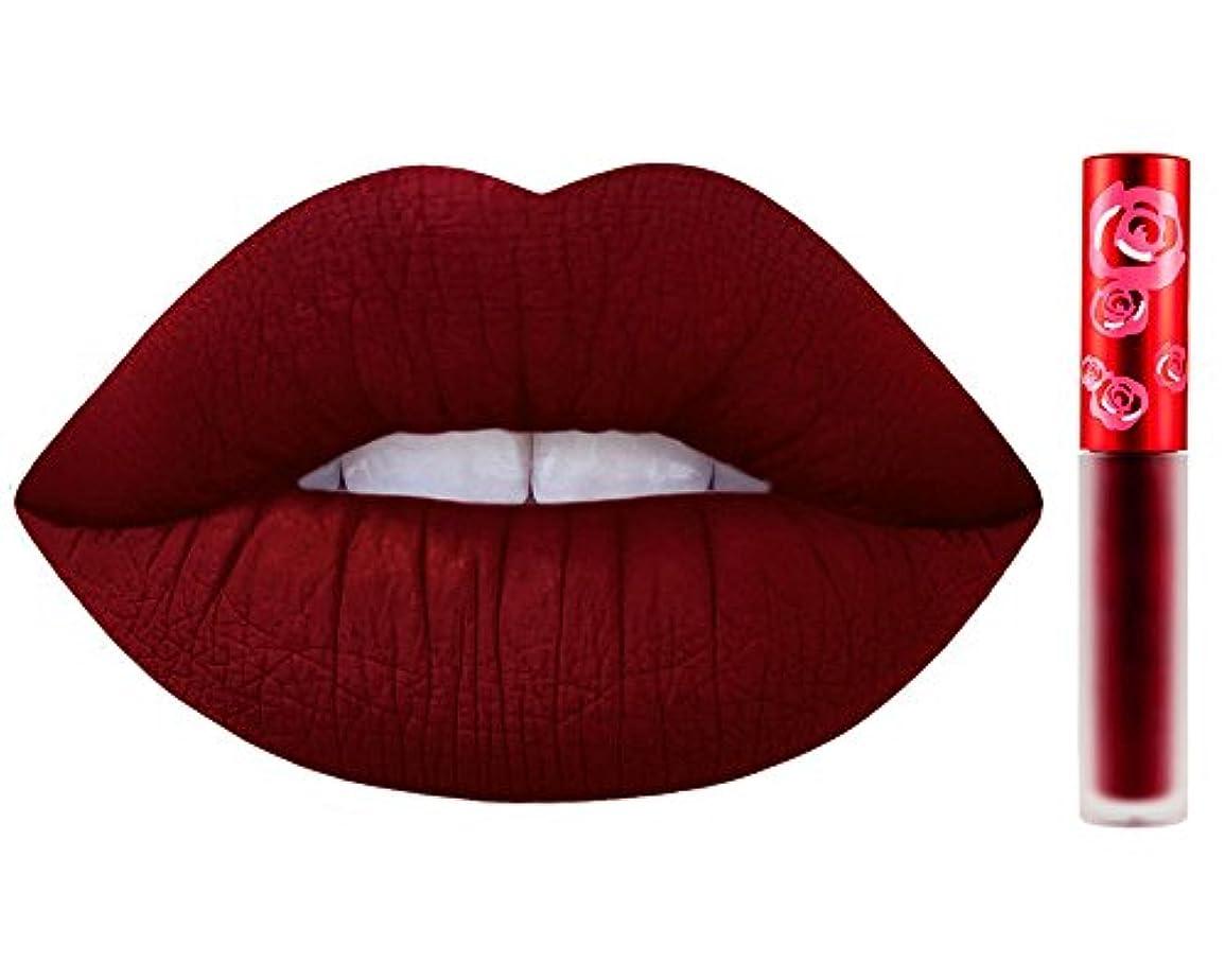 気体の折るロイヤリティLime Crime Velvetine Wicked Matte Lipstick (17oz)
