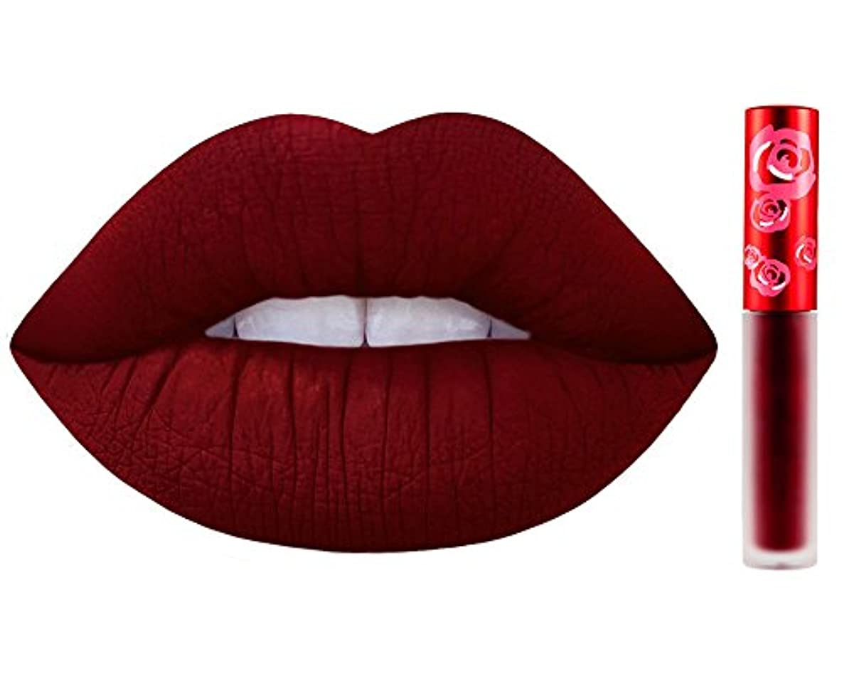 甘くする不安定な一見Lime Crime Velvetine Wicked Matte Lipstick (17oz)