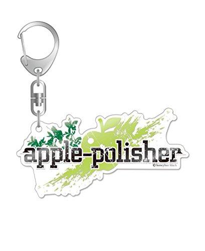 DYNAMIC CHORD apple-polisher ロゴアクリルキーホルダー