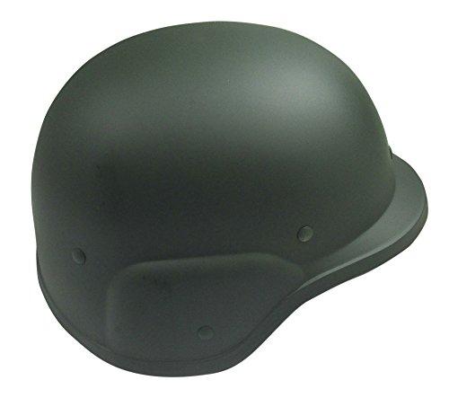 R-STYLE カバー3種付き PASGTタイプ M88 軽量フリッツヘルメット (緑)