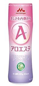森永乳業 アロエステ ヨーグルトドリンク 36本 【アロエステロール含有】