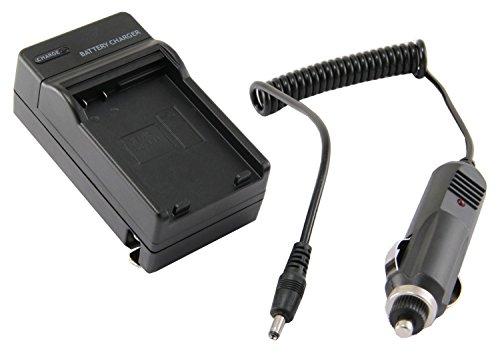 NinoLite 』キャノン Canon CB-2LS / CB-2LU / コニカミノルタ BC-600U 対応 充電器 Canon NB-1L NB-1LH NB-3L/Konica Minolta DR-LB4 NP-500 NP-600 用 カメラ バッテリー チャージャー