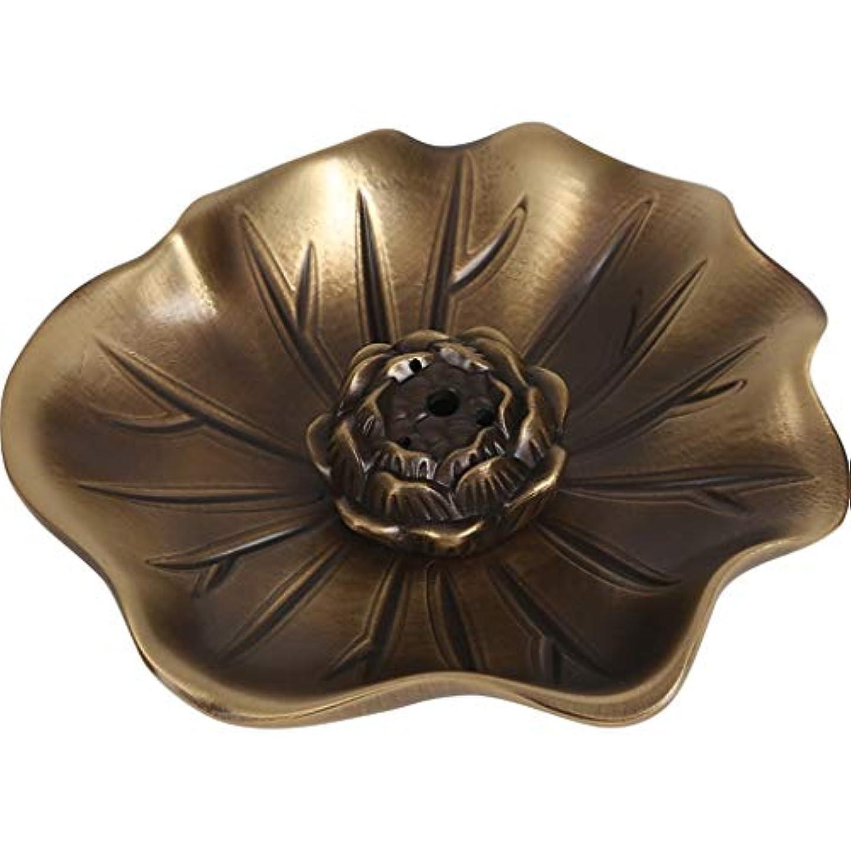 芳香器?アロマバーナー 蓮の香バーナー純銅の家ビャクダンの香世帯の香バーナーの香アガーウッドの香バーナー 芳香器?アロマバーナー