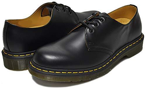 [ドクターマーチン] R11838002 1461 3EYE GIBSON BLACK ブーツ 3ホール 1461 3EYE SHOE 1461Z ギブソン シューズ メンズ 27.0(UK8/US9) [並行輸入品]