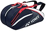 ヨネックス(YONEX) テニス ラケットバッグ6(リュック付き・テニスラケット6本用) BAG1732R ネイビーブルー(019)