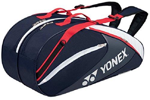 ヨネックス(YONEX) テニス ラケットバッグ6(リュック付き・テニスラケット6本用) BAG1732R