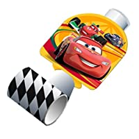 Disneys Cars 2 - Blowouts (8 count) by Disney