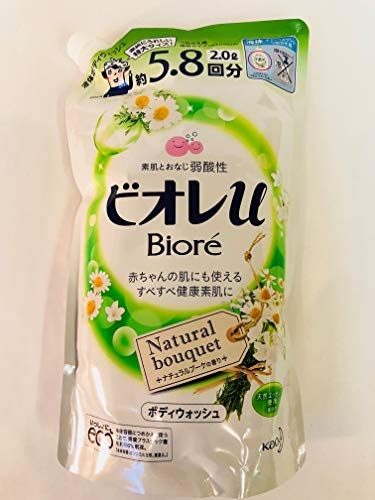 ビオレu ナチュラルブーケの香り 超特大 詰替2l×1