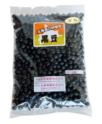 北海道産黒豆 イワイグロ 【500g】...