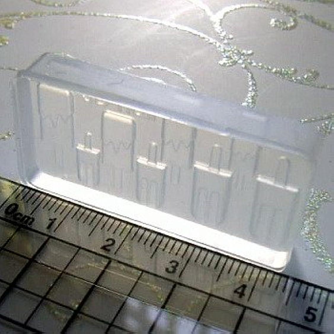 フラグラント歩く重要3Dシリコンモールド 自分でできる3Dネイル ネイルアート3D シリコン型 アクリルパウダーやジェルで簡単に!
