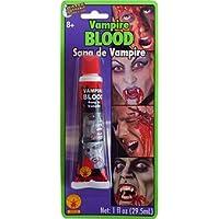 VAMPIRE BLOOD ヴァンパイア?ドラキュラ 仮装小道具 血のり(血糊)