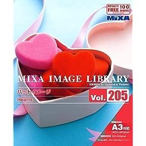 MIXA IMAGE LIBRARY Vol.205 ハートイメージ