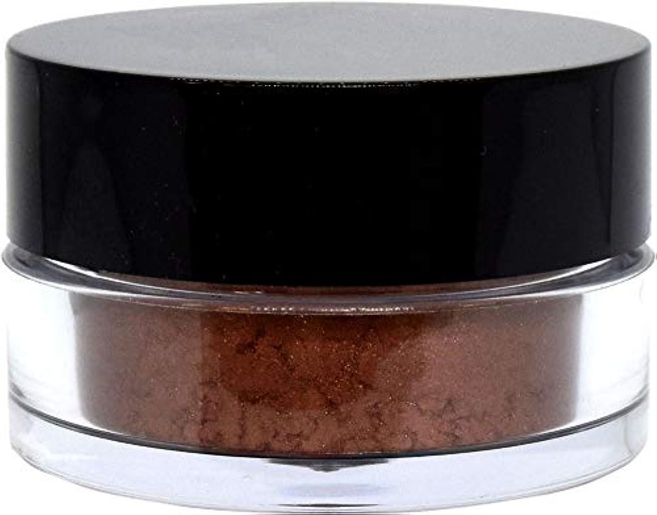 毒液暴力的な復活三善 プチカラー 高発色 アイシャドウ パール col:27 ブロンズレッド系(B)