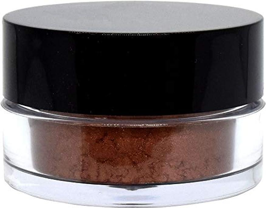 ヘビーセイはさておき受粉する三善 プチカラー 高発色 アイシャドウ パール col:27 ブロンズレッド系