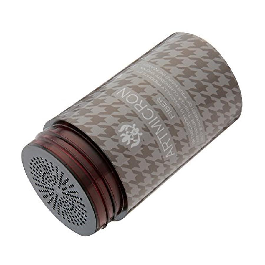 拡声器そんなに部分アートミクロン ファイバー(30g) 単品 《シャンプーで洗い流しOK》 (ナチュラルブラック) 【白髪 ボリューム感 時短 】 アートネイチャー