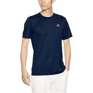 (アディダス) adidas トレーニングウェア SK ワンポイントTシャツ [メンズ] ELW58 CG2663 カレッジネイビー J/O